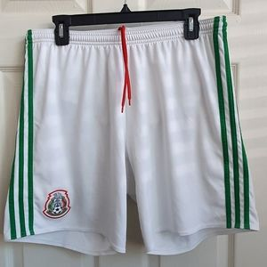 Mexico National Soccer Team Authentic Jersey Short